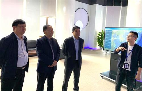 吴玉培参观考察上海圆通速递有限公司 中国财经新闻网 www.prcfe.com