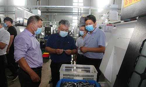 市督导组到我区督导上半年重点工作 中国财经新闻网 blkrw.cn